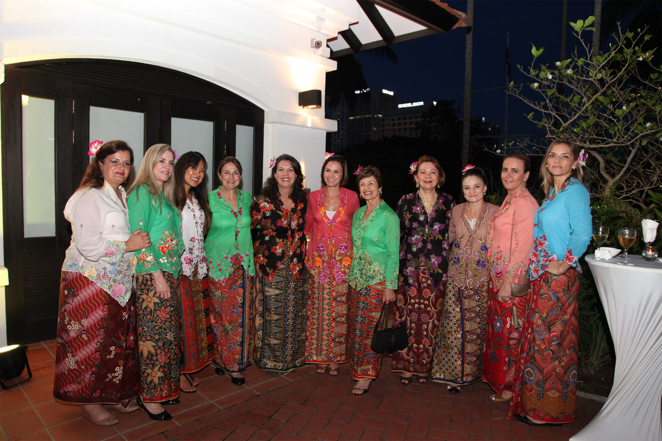 Peranakan Ladies