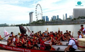 Dragon boating near Flyer_WXP